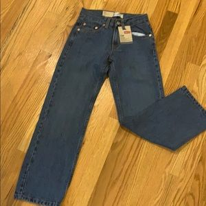 Levi's Boys Relaxed Fit 550 Jeans - never worn!